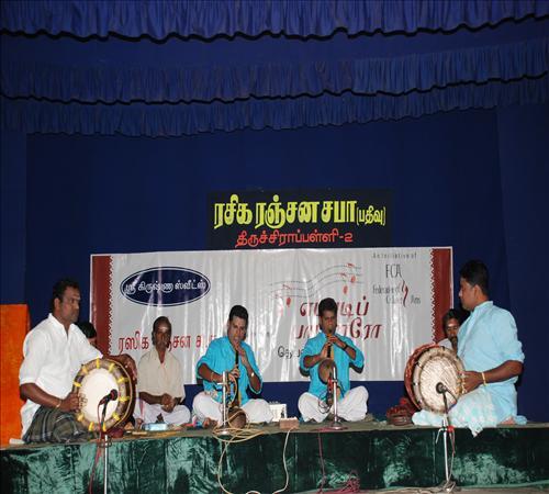 Instrument-Nadaswaram M S K Sankaranarayanan1