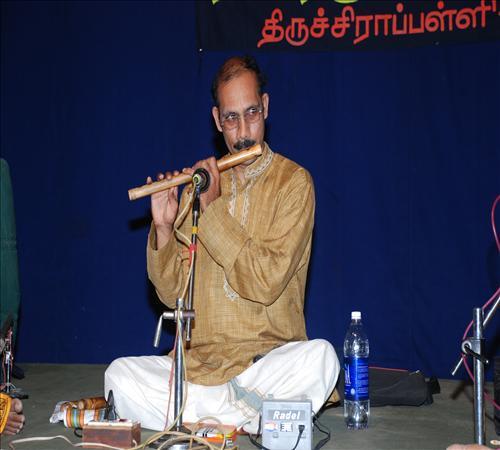 Instrument-Prapanjam Flute Concert3