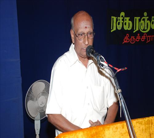 Maharajapuram Santhanam Function7